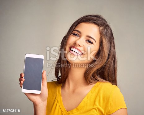 istock Thank goodness for the smartphone 815703418