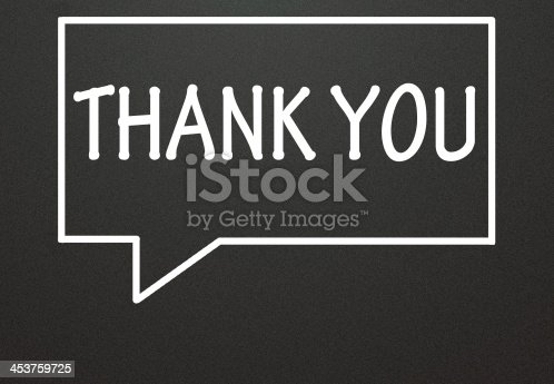 istock thank you and chat symbol 453759725