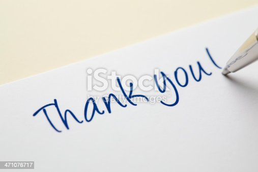 1050881964 istock photo Thank you card 471076717