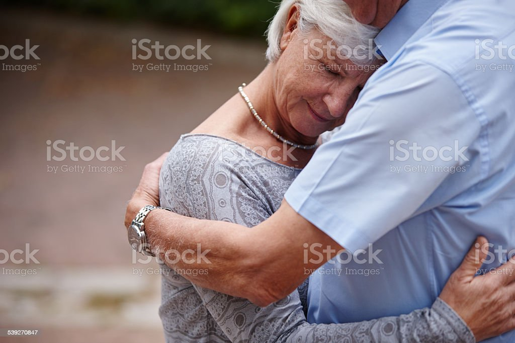 Thank you for always being here for me stock photo