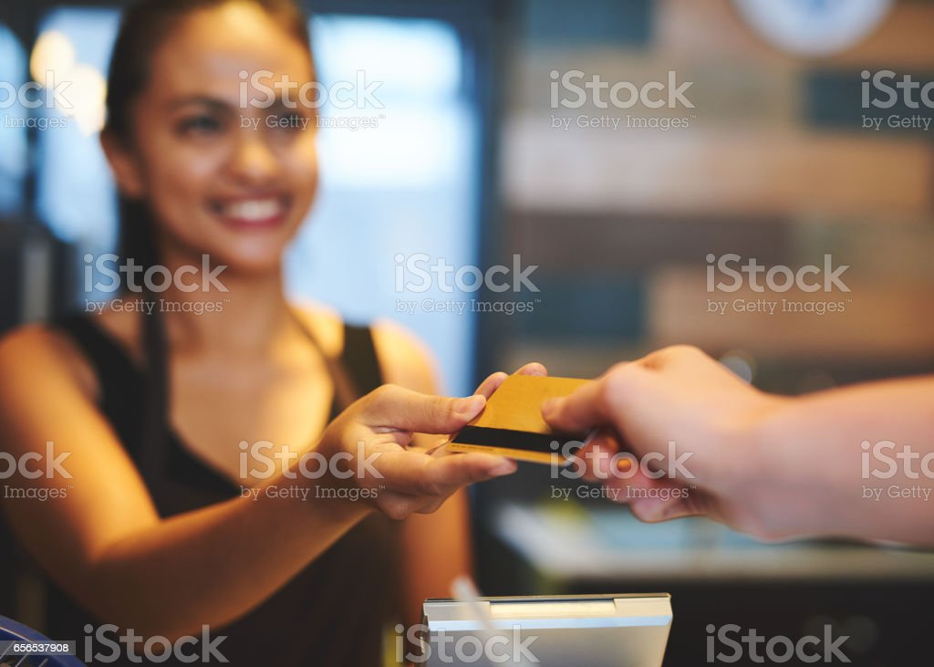 Thank you for supporting our store stock photo