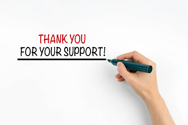 Thank You For Your Support! - Photo