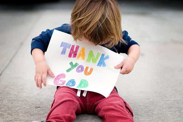 vielen dank gott - gott sei dank stock-fotos und bilder