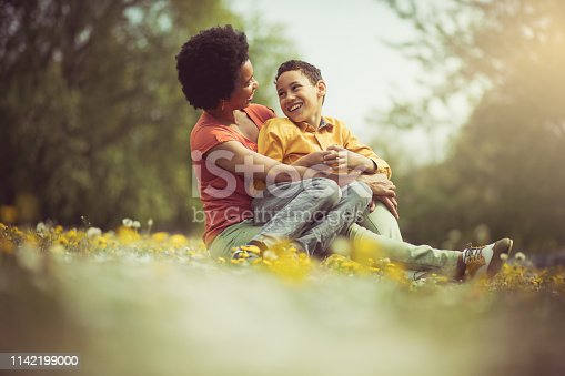 1091098026istockphoto Thank you mom for this day. 1142199000