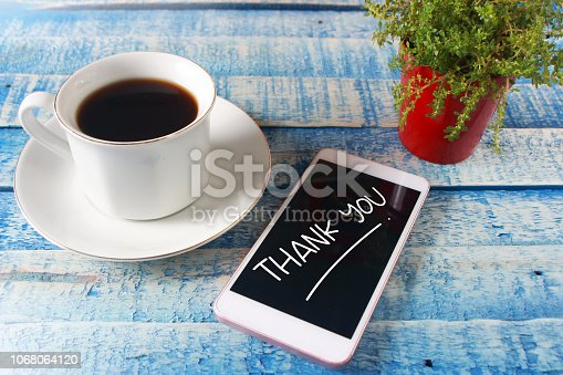 1068057246 istock photo Thank You, Motivational Words Quotes Concept 1068064120
