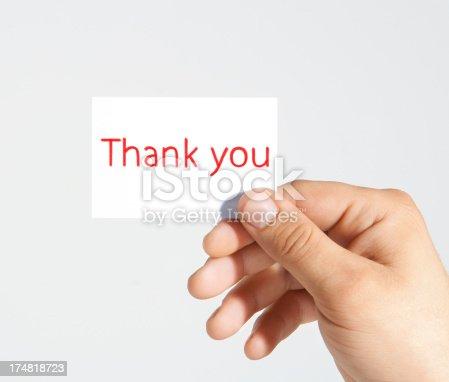 1094837778 istock photo Thank you 174818723