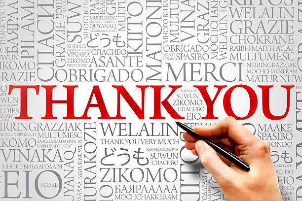 merci vous - admiration photos et images de collection