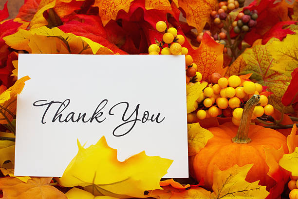 914 Thank You Fall Stock Photos Pictures Royalty Free Images Istock