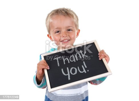 istock Thank you sign 177512249