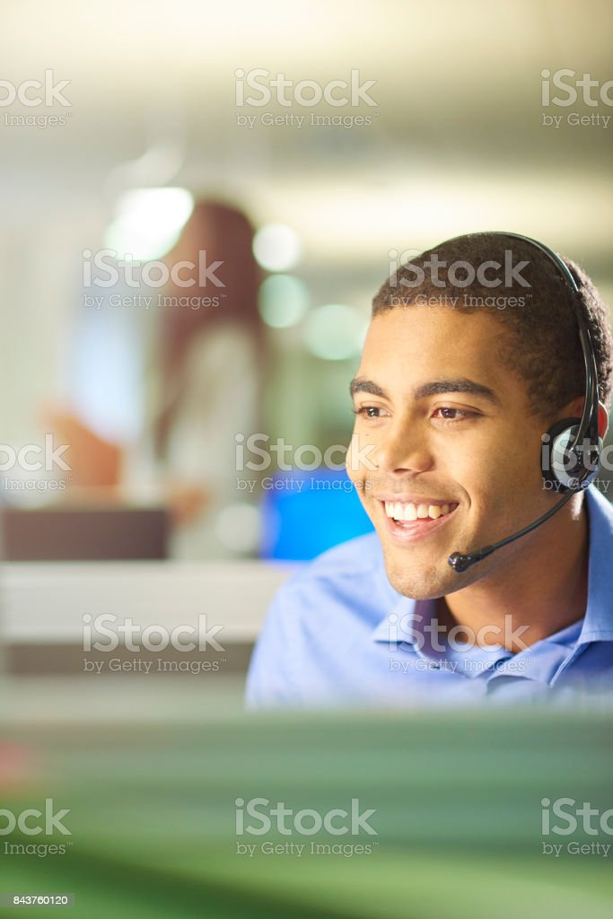 thanks for calling stock photo
