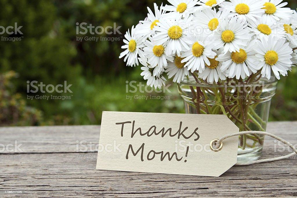 Dank Mutter – Foto