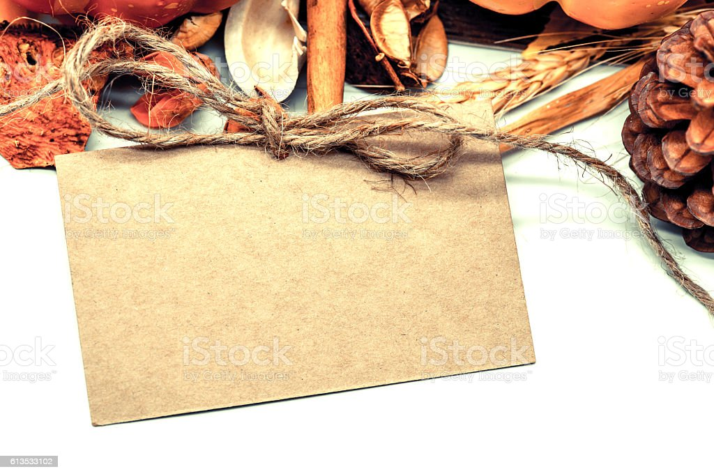 Thanksgiving Background Harvest Vintage And Country Style Royalty Free Stock Photo