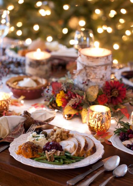Thanksgiving Dinner – Foto