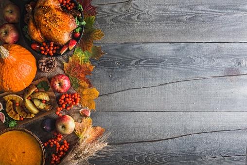 Thanksgiving ,dinner,food,turkey,autumn,fall