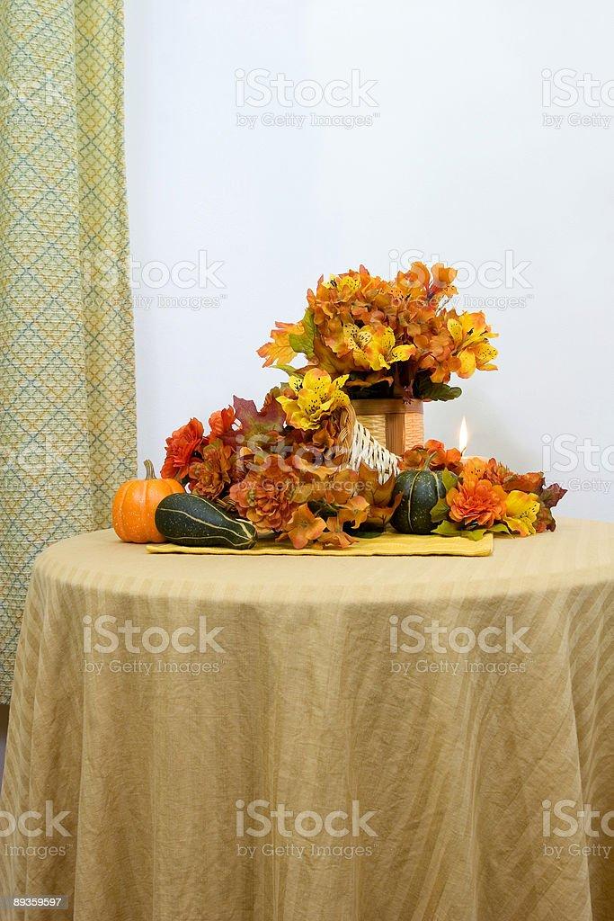 Święto Dziękczynienia wyświetlić zbiór zdjęć royalty-free