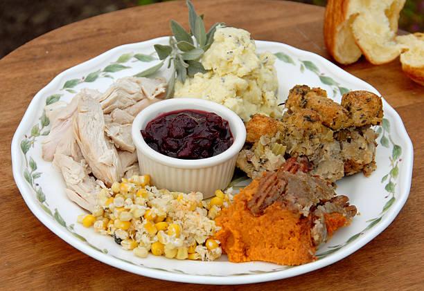 Thanksgiving Holiday Turkey Dinner