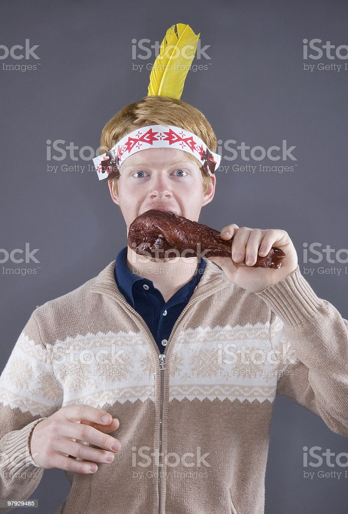 Thanksgiving royalty-free stock photo