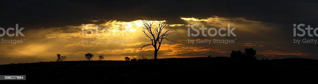 Thargamindah foto royalty-free