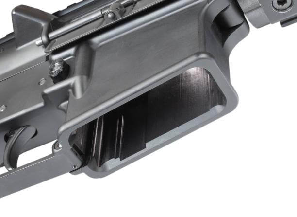 AR-15 ohne Munition oder Magazin – Foto