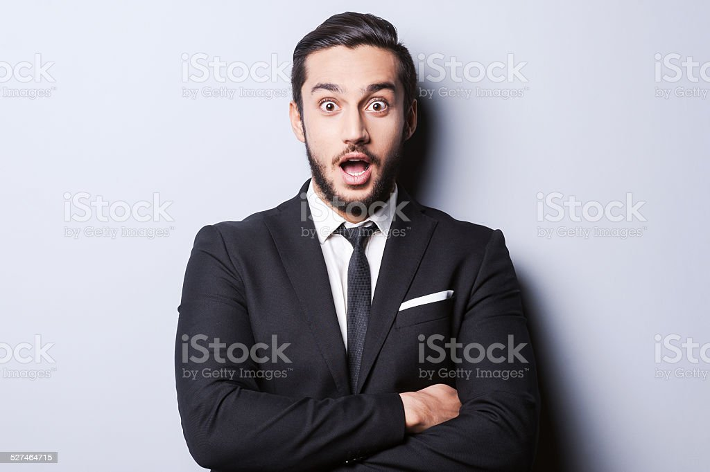 That is unbelievable! stock photo