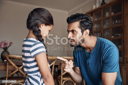 istock That is very naughty! 836524042