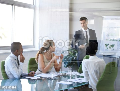 497451790 istock photo That looks like an extremely productive meeting 508467991