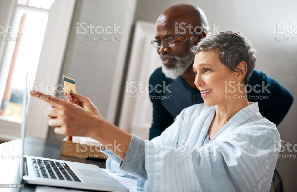 That looks nice, should we get it? stock photo