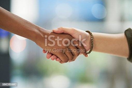 istock That makes it official! 586385682