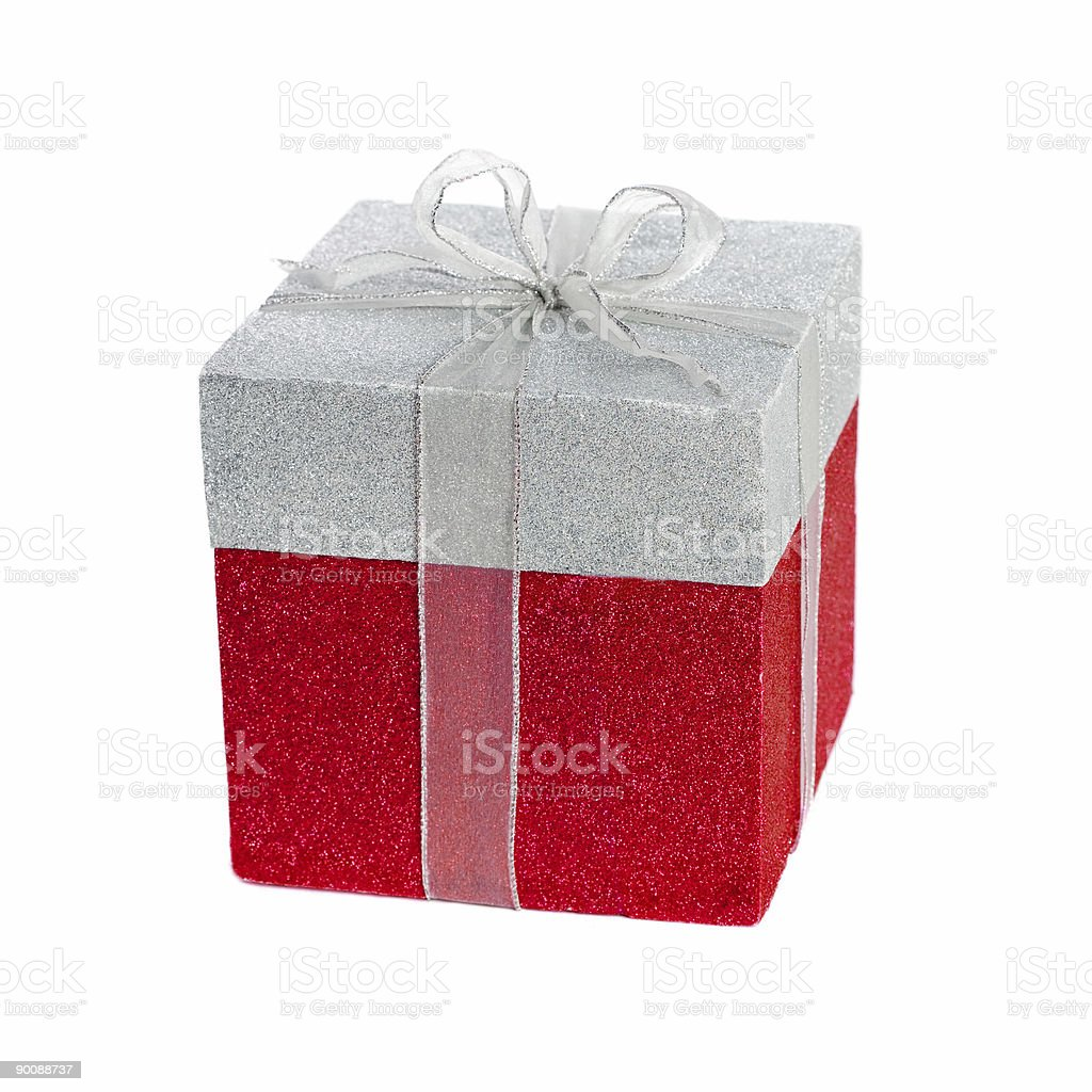 That Special Gift royalty-free stock photo