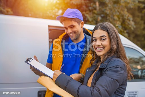 1053001624 istock photo That was really quick! 1205735803