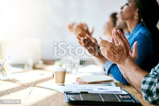 istock That was very helpful! 700626750