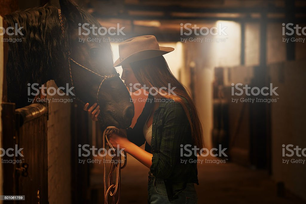 That's a good girl stock photo