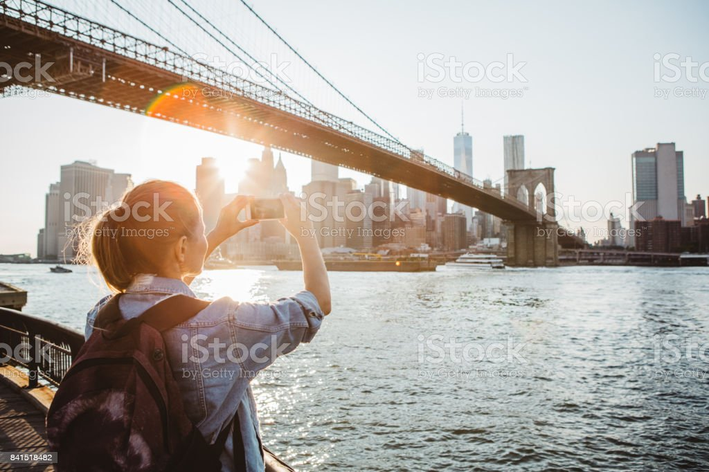 That's a view you just have to capture! stock photo