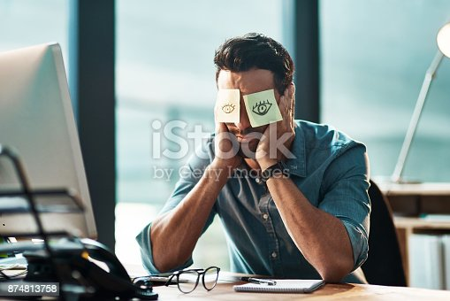 istock That's it, I'm done 874813758