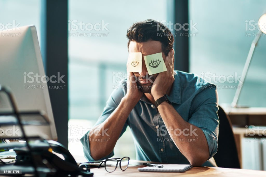 That's it, I'm done stock photo