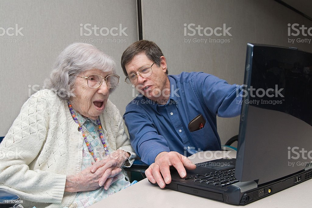 That's Me on the Internet? stock photo