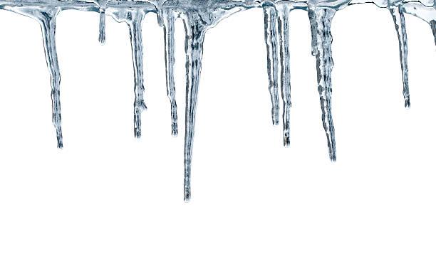 해동 icicles - 고드름 뉴스 사진 이미지
