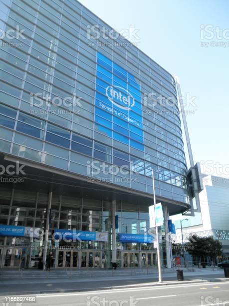 The 14th Intel Developer Forum event