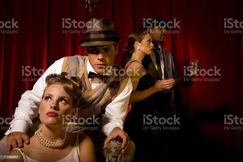 the 20s stock photo