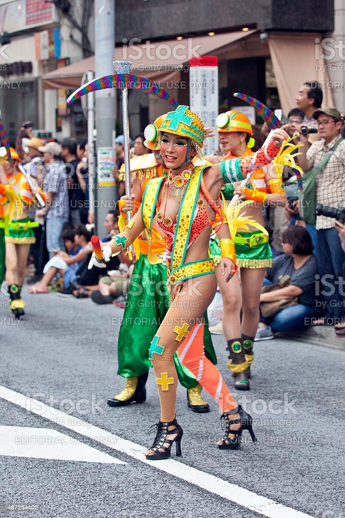 The 31st Sancha Latin Festival stock photo