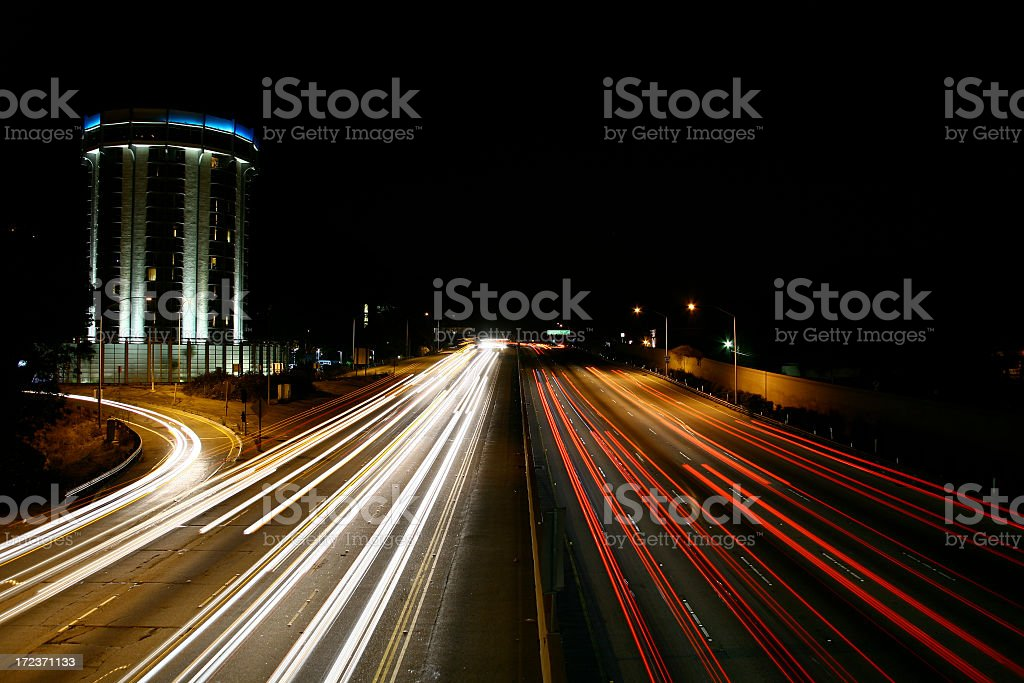 The 405 royalty-free stock photo