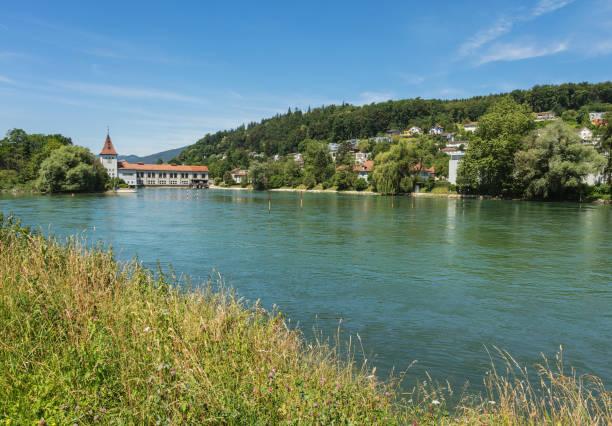 Die Aare in der Schweiz – Foto
