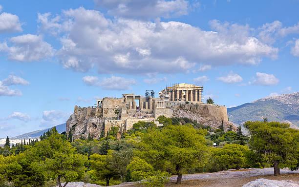 Akropolis, Athen, Griechenland – Foto