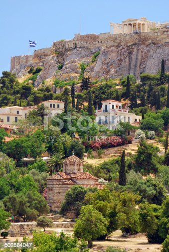 istock The Acropolis Hill 502864047