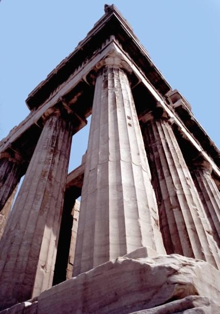Die Akropolis in Athen – Foto