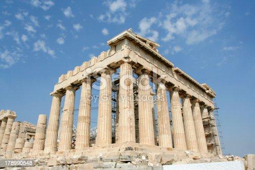 istock The Acropolis 178990548