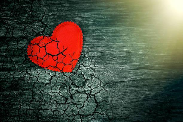 the aging of the human body. heart disease. - neuanfang nach trennung stock-fotos und bilder