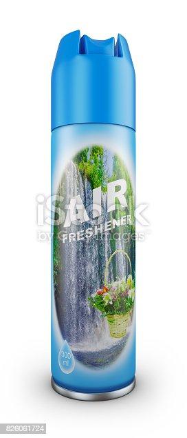 istock The air freshener 826061724
