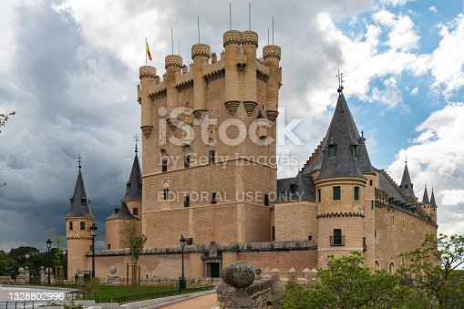 istock The Alcazar of Segovia. Castilla y Leon (Spain) 1328802996