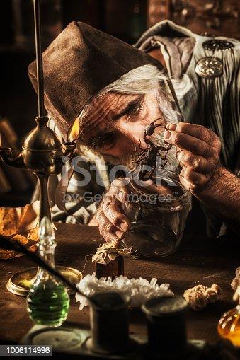 istock The Alchemist 1006114996